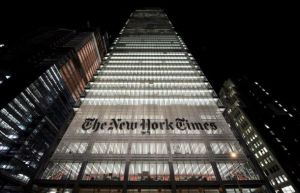 the new york times agosto 2015